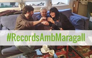 Tu també tens un record amb Pasqual Maragall? Comparteix-lo amb nosaltres!