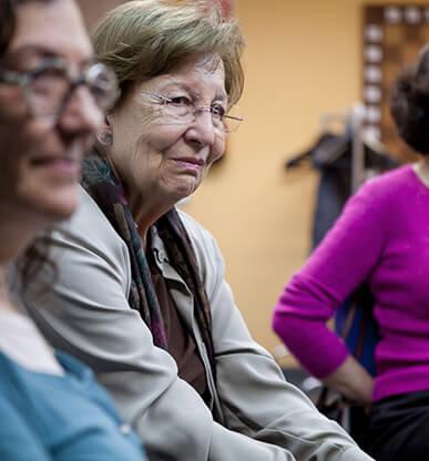 25€. Un cuidador trenca la rutina i millora el benestar emocional participant en els nostres grups terapèutics.