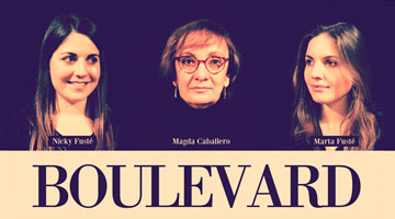 La Teatral presenta Boulevard, una comèdia amb un ritme trepidant!
