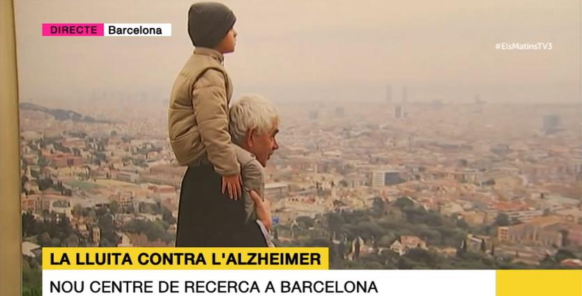 """""""Els Matins"""" de TV3 visita les noves instal·lacions"""