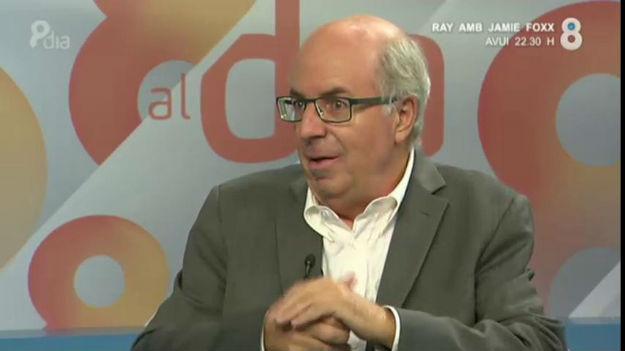 Jordi Camí: 'Necessitem més recursos i també més gent implicada'