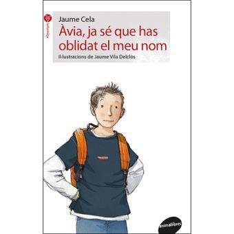 Imatge de la portada del llibre de Jaume Cela.