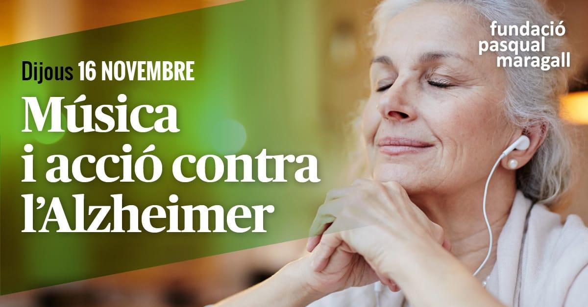 """TARRAGONA: """"Música i Acció contra l'Alzheimer"""""""