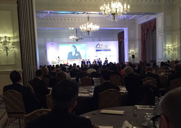 FT Global Pharmaceutical and Biotechnology Conference