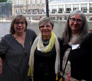 Representants del comitè de participants d'EPAD a Amsterdam