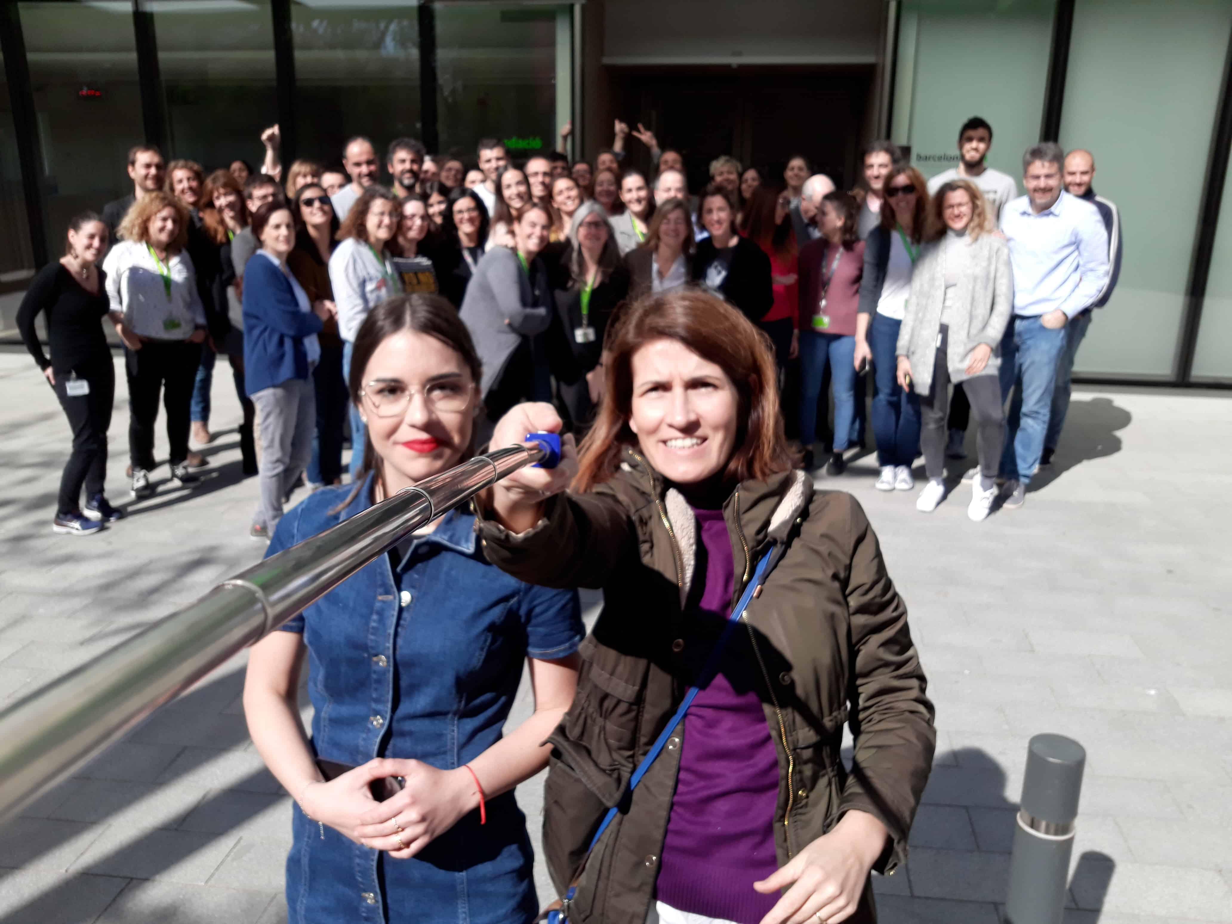 Dones a la Fundació Pasqual Maragall