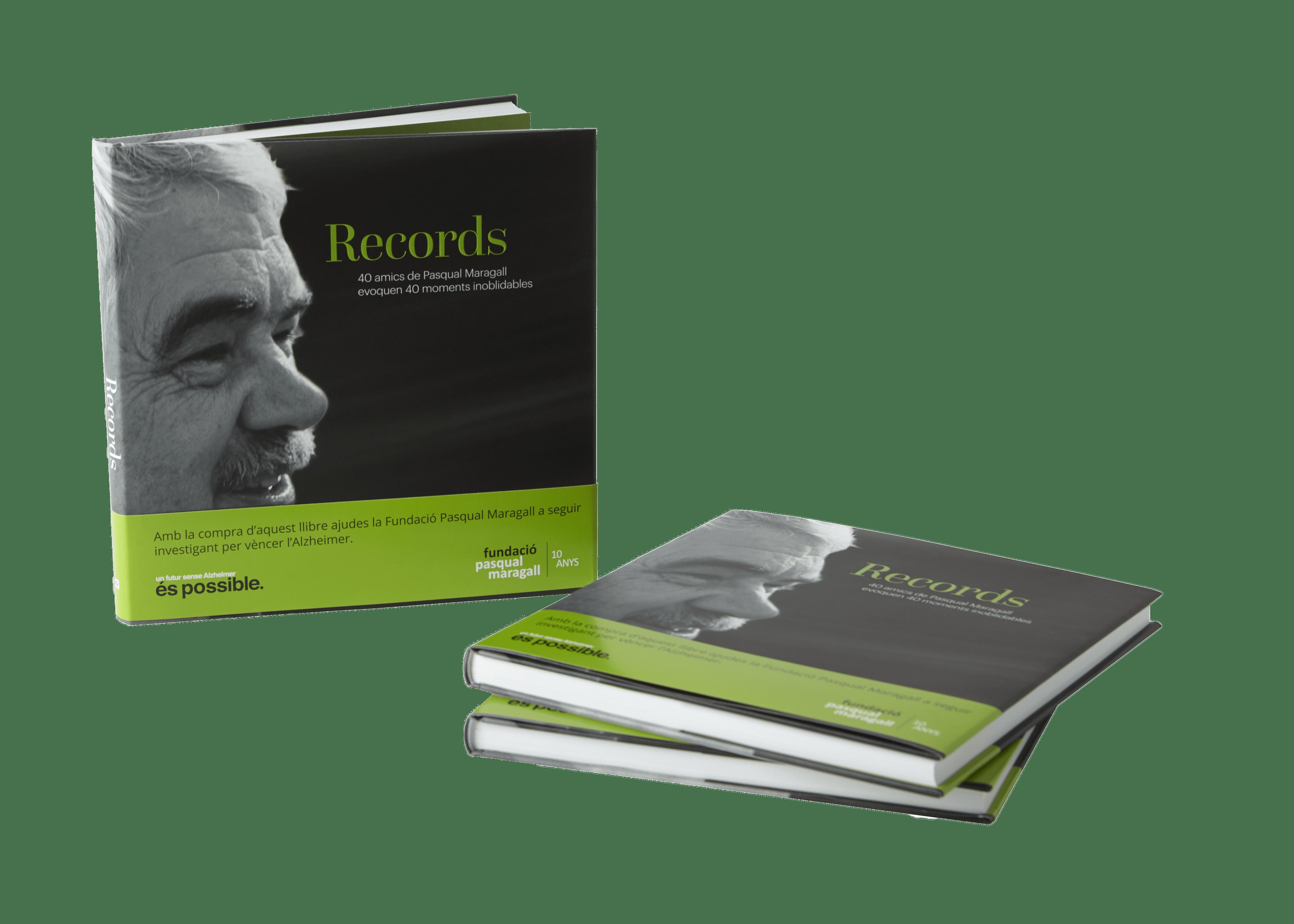 Presentació del llibre Records a l'Ateneu de Banyoles