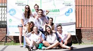 117 joves van participar en la Cursa del CMU Penyafort