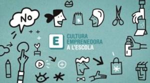 Imatge del programa Cultura Emprenedora, en què s'emmarca la iniciativa de l'escola El Garrofer