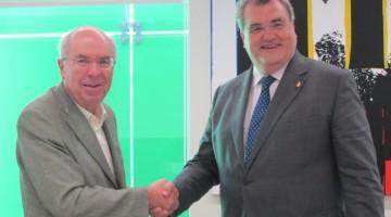 La Fundación Pasqual Maragall y la Federación de Asociaciones de Farmacias de Cataluña (FEFAC) firmaron un convenio de colaboración