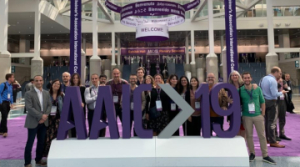 L'equip d'investigadors del BBRC assistent a l'Alzheimer's Association International Conference 2019