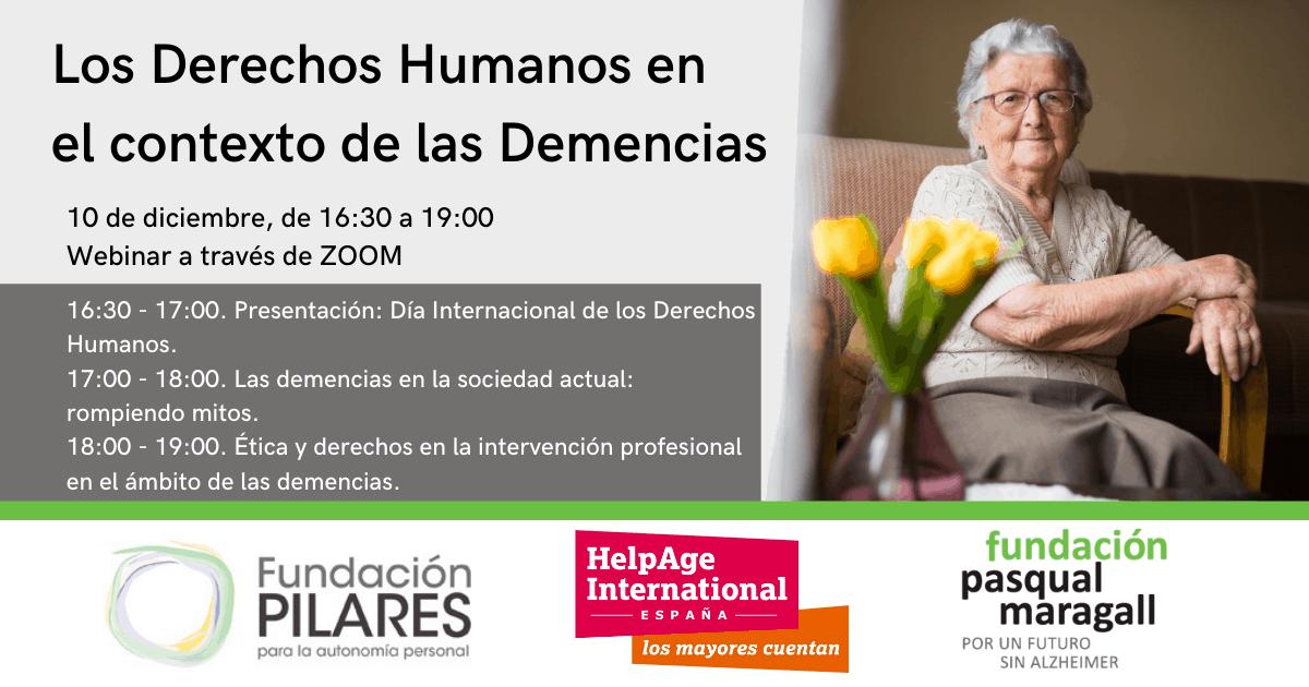 Els Drets Humans en el context de les demències: prejudicis i ètica professional