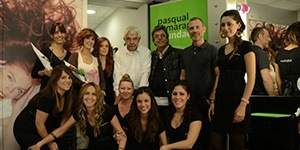The Raffel Pagès Craywinckel Hairdressing team collaborated with what they know best, and donated part of their proceeds for a whole month to research into Alzheimer's disease.