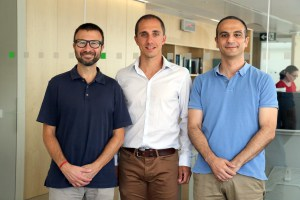 José Luis Molinuevo, Gregory Operto and Juan Domingo Gispert