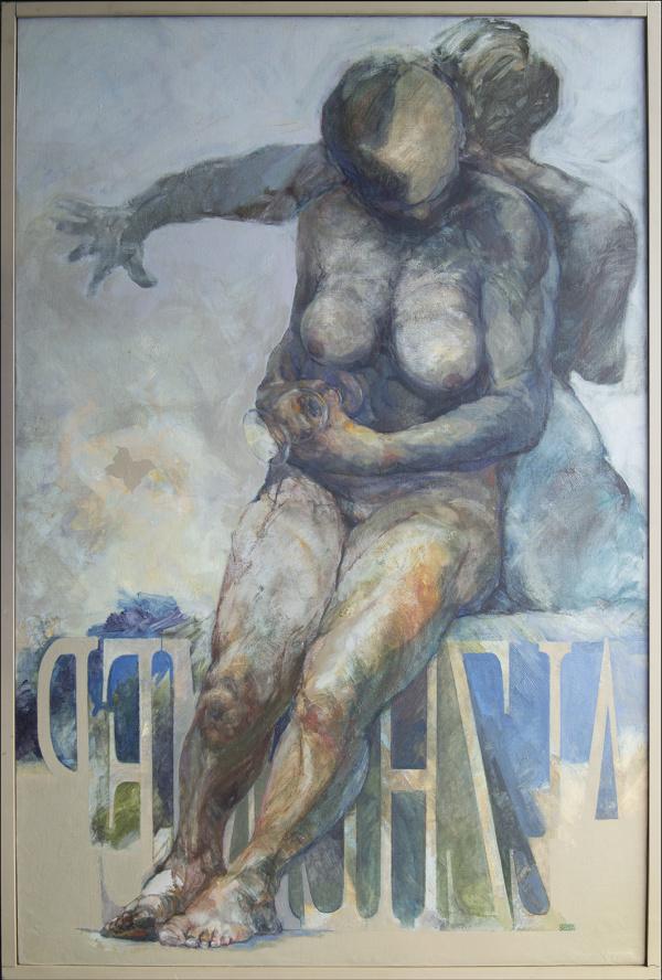 Joan Juan 1998 REMIEHZLA 146x97 cms