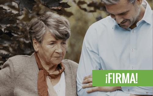 Firma para que la investigación del Alzheimer sea una prioridad