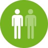 El 54% de las personas tiene una relación directa o indirecta con la enfermedad. Familiares, amigos, vecinos, compañeros de trabajo y nosotros mismos estamos expuestos a padecer Alzheimer.