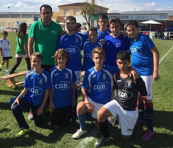 Trofeu futbol 7