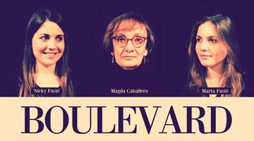 Boulevard, una comedia con un ritmo trepidante!
