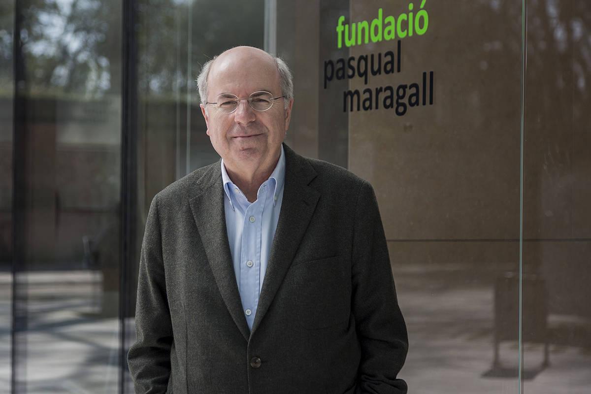 Director de la Fundación Pasqual Maragall