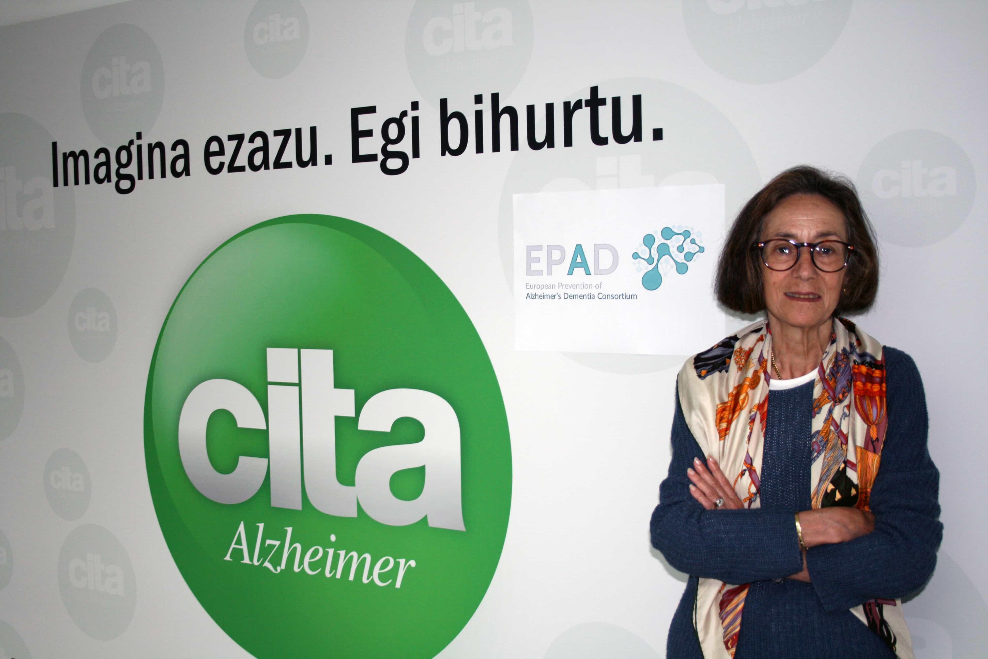 Primera participante de EPAD en CITA