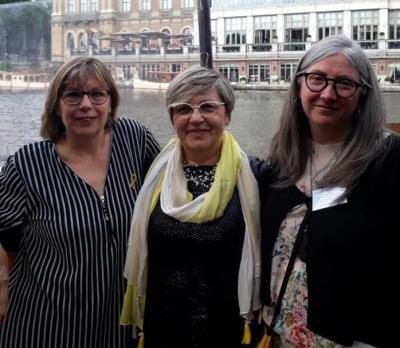 Representantes del Comité de Participantes de EPAD