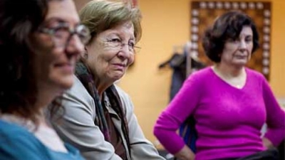 El grupo terapéutico de Alcalá de Henares se reunirá semanalmente para ayudar a los cuidadores