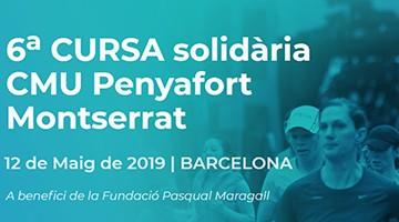 Carrera solidaria CMU Penyafort Montserrat