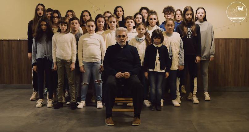 Captura del vídeo elaborado por los alumnos de Tu Centro Creativo sobre el Alzheimer