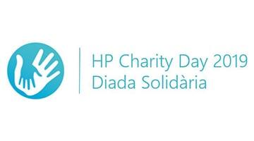 La Fundación Pasqual Maragall en el Charity Day 2019 de HP