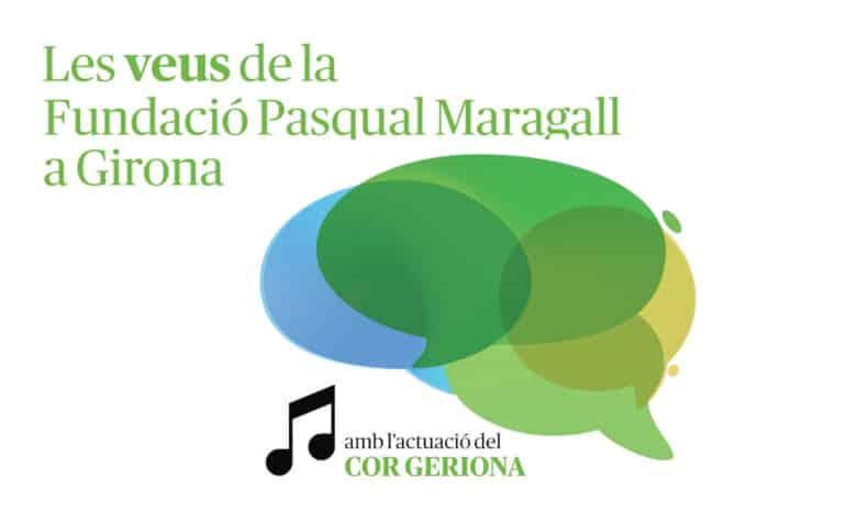 Las voces de la Fundación Pasqual Maragall en Girona