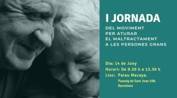 I Jornada del Movimiento para frenar el maltrato a las persones mayores