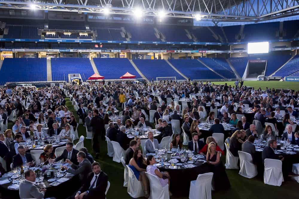 Gala Somos Uno en el RCDE Stadium