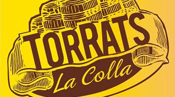 Venta solidaria de farolillos en la Festa Major de Mollet