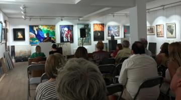 La subasta de Arte a Conciencia generó más de 5.000€ para la Fundación