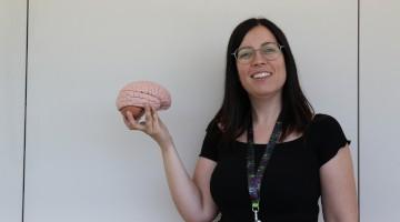 Anna Brugulat es la primera científica que publica su tesis a partir de datos del Estudio Alfa