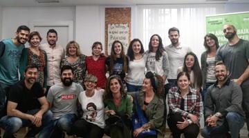Valencia sale a la calle con motivo del Día Mundial del Alzheimer