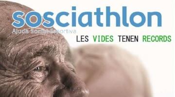 La Sosciathlon lleva a Salou un día de deporte solidario