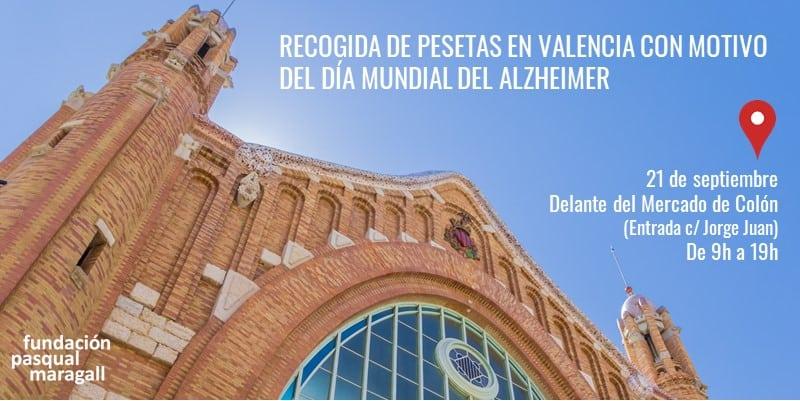RECOGIDA DE PESETAS EN VALENCIA