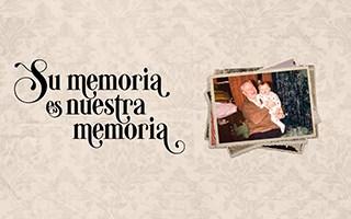 Estas Navidades, su memoria es nuestra memoria