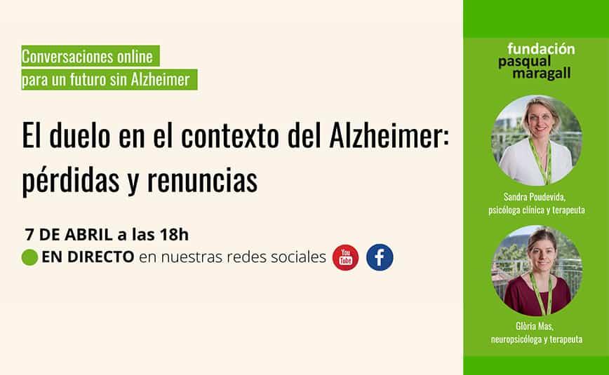 El duelo en el contexto del Alzheimer: pérdidas y renuncias